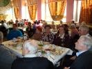 Чаепитие с пожилыми жителями поселения